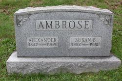 Alexander Ambrose