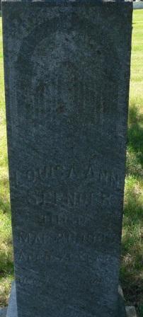 Louisa Ann <I>Thayer</I> Spencer