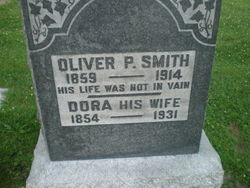 Oliver P Smith