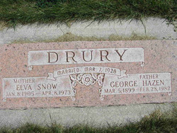 George Hazen Drury