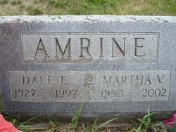 Martha Virginia <I>Murphy</I> Amrine