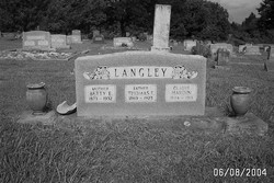 Thomas Fred Langley