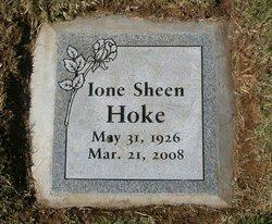 Ione Joyce <I>Stratton</I> Hoke