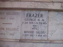 George Newton Frazer, Jr