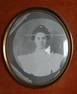 "Mrs Martha Jane ""Mattie"" <I>Hibbard</I> Cromwell Phillips"