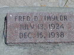 Fred D Taylor