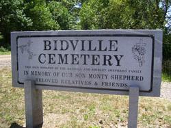 Bidville Cemetery