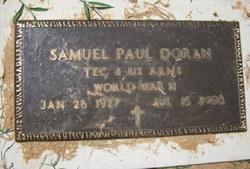 Samuel Paul Doran