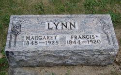 Margaret <I>Hittle</I> Lynn