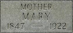 Mary Backus