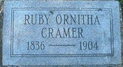 Ruby Ornitha Cramer