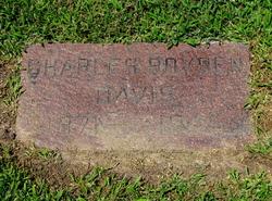 Charles Boyden Davis