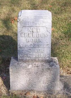 Ned Creeden