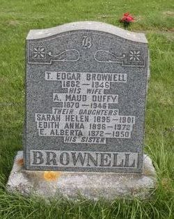 Edith Anna Brownell