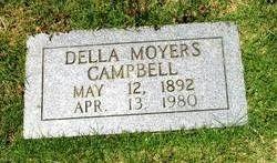 Della <I>Moyers</I> Campbell