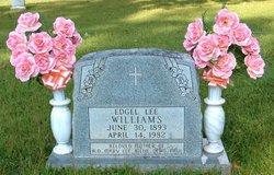 Edgel Lee <I>McComic</I> Williams