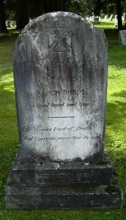 Dr Matthew Dickinson Field, Jr