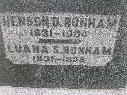 Henson Davis Bonham
