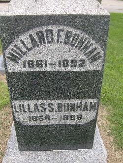 Millard Fillmore Bonham