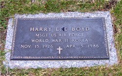 Harry Lee Boyd