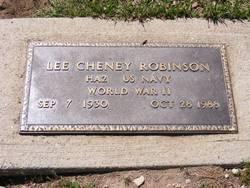 Lee Cheney Robinson