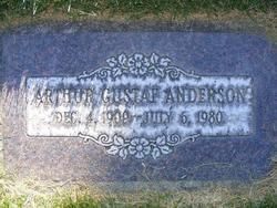 Arthur Gustaf Anderson