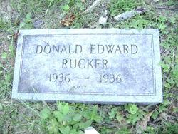 Donald Edward Rucker