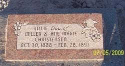 Lillie Christensen
