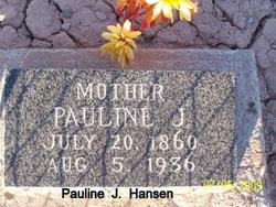 Pauline Hansen