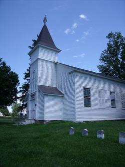 Mentz Church Cemetery