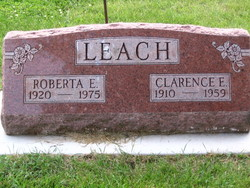 Clarence E. Leach