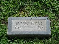 Howard Erickson Rice