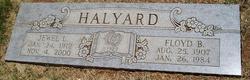 Floyd B Halyard