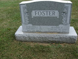 Alfred C Foster