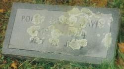 """Mary Catherine """"Polly"""" <I>Hayes</I> Davis"""