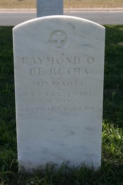 Raymond O DeRusha