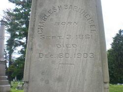 Charles H Barnheisel