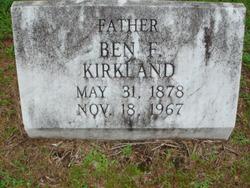 Ben F Kirkland