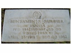 Benjamin Cecil Currier