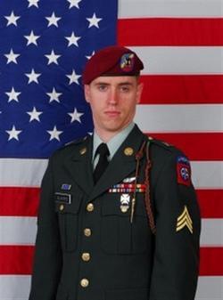 Sgt Jesse A. Blamires
