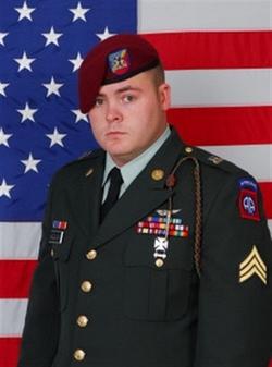 Sgt Brandon E. Hadaway