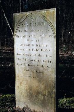 Mary Ellen <I>Houser</I> Keitt