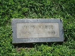 Jacob W. Rice