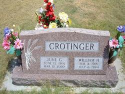 June G. Crotinger