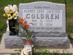 Audrey Jane <I>Jackson</I> Coldren