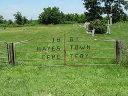 Hayestown Cemetery