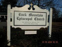 Buck Mountain Episcopal Church Cemetery