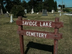 Savidge Lake Cemetery