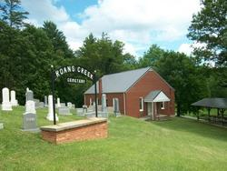 Roans Creek Primitive Baptist Church Cemetery