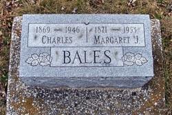 """Margaret Jane """"Maggie"""" <I>Lawrence</I> Bales"""